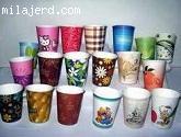 تولید لیوان یکبار مصرف