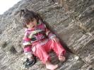 ساجده کوچولو در ساره داغ میلاجرد (زرد کوه)