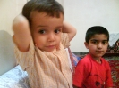 امید و محمد امین