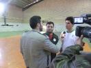 دوربین برنامه 90 در میلاجرد و مصاحبه با بازیکنان و مربیان تیم صبا