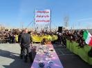 اجرای مسابقه محله شبکه دو در میلاجرد