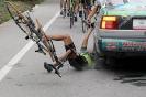 سانحه مسابقات دوچرخه سواری