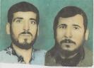 شهید حسن عزیزی و فرزندش شهید سلیمان عزیزی