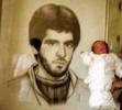 علیرضا در حسرت دیدن پدر شهیدش علی حیدر اتابکی