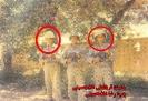 آلبوم عکسهای شهدای میلاجرد سری دوم  :: ایستاده از راست شهید قربانعلی غلامحسینی و رضا غلامحسینی