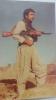 شهید حسن عزیزی فرزند شهید علی جعفر عزیزی عضو جنگهای چریکی نامنظم دکتر چمران