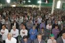 حضور بی نظیر مردم میلاجرد در نماز عید سعید فطر سال 1394