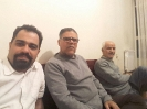 حاج محرم محمودي و آقاي امان الله جلالي و مهدي محمودي