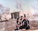از راست علیرضا عاشوری - سبزعلی اسدی و علی اصغر غلامحسینی