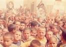 بچه های دیروز میلاجرد در راهپیمایی 13 آبان اوایل انقلاب
