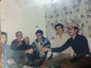نفردوم از چپ مرحوم عباس ملکی  اوایل انقلاب