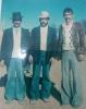 ایستاده از راست آقایان یوسف اتابکی صفرعلی غریبی محمدعاشوری