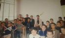 کلاس پنجم مدرسه شهیدقاضی میلاجرد۱۳۶۵ارسالی ازحسن فلاح،۳۱سال پیش،اسم معلم نبی الله امینی