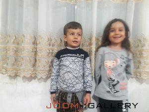 پرنیان و عمران اتابکی