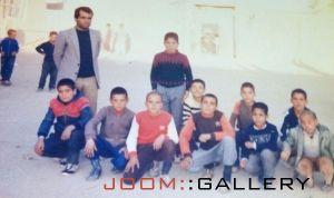 مدرسه قاضی طباطبایی میلاجرد سال ۶۴ معلم آقای غفارپور