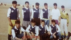 تیم فوتبال کهنه محل دهه 70