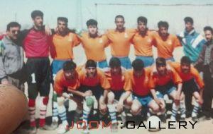 عکس نوستالژیک از فوتبالیستهای دهه 70 میلاجرد