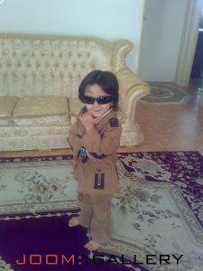 آقا عرفان كوچولو فرزند حسين اتابكي
