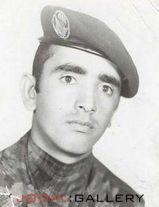 شهید حسن عزیزی