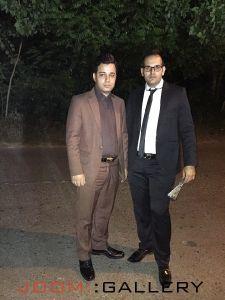 مهندس غلام حسيني و آقا محمدي